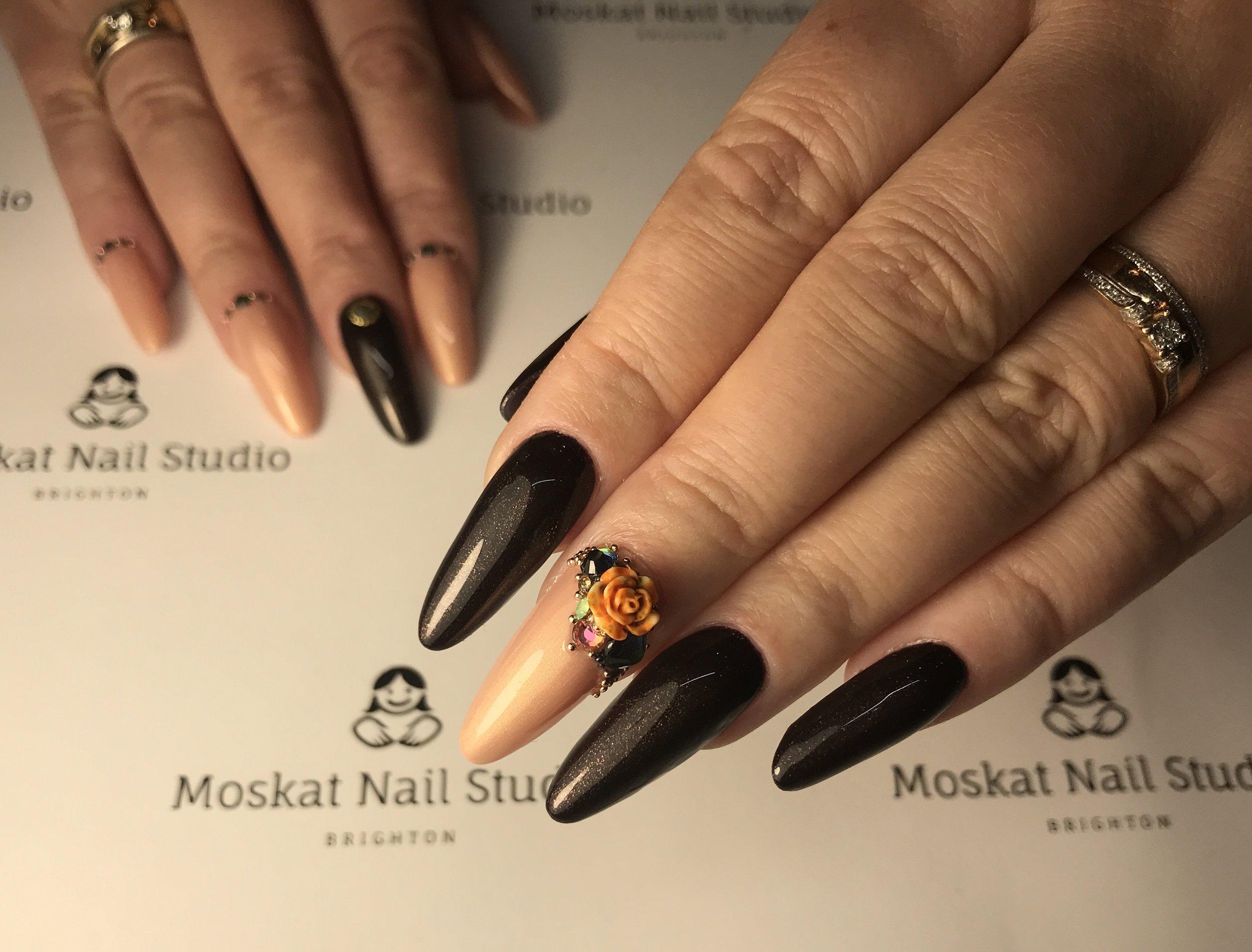 Acrylic, Gel & PolyGel Nails in Brighton — Moskat Nail Studio