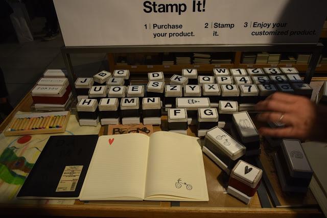 Muji Stationery Store