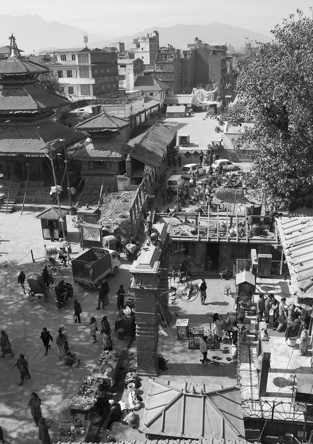 The Valley Of Kathmandu  @eric_kvatek