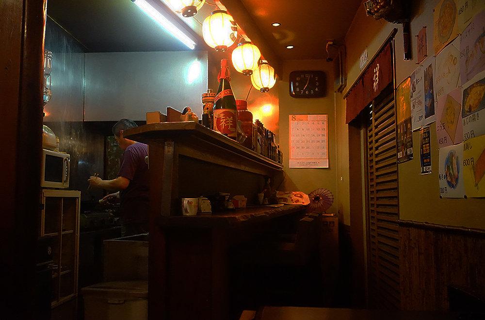 tokyo food guide izakaya