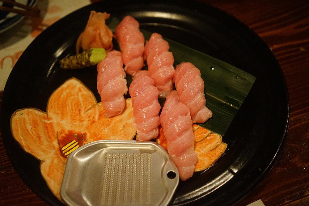 izakaya food guide nest tokyo