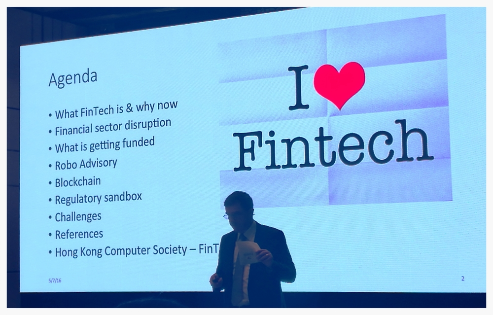 "Stephen Langley - ""I Love FinTech"""