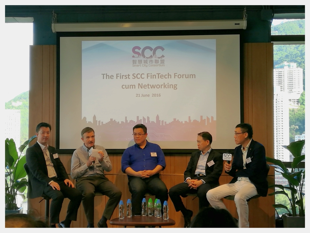 Stephen Langley at SCC FinTech Forum