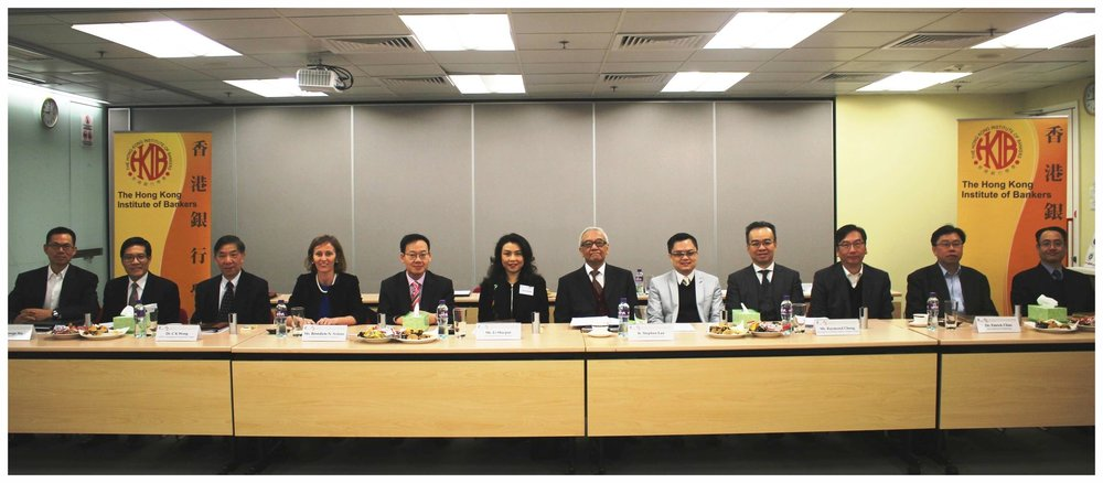 Judging Panel (Banking and Insurance)