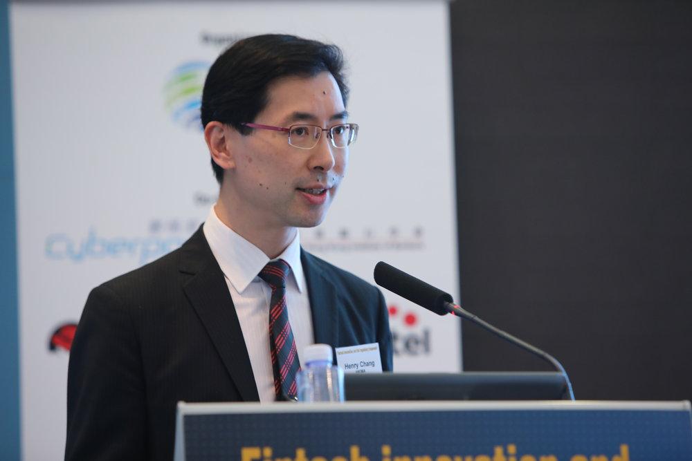 Guest speaker: Dr. Henry Chang