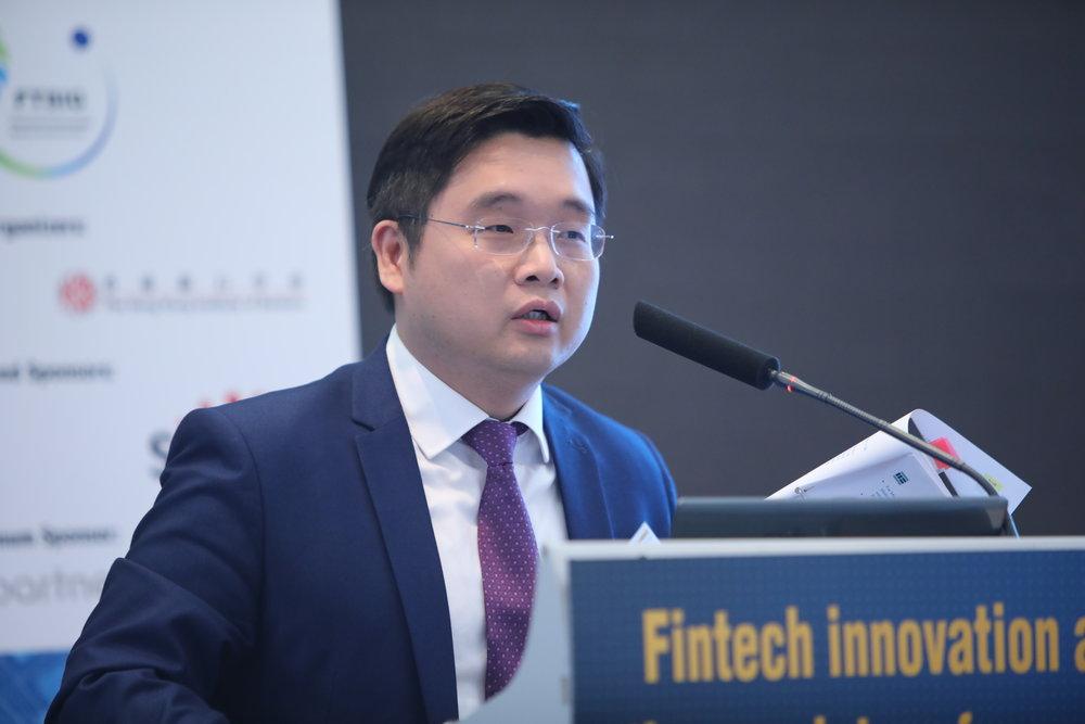 Guest speaker: Mr. Rogers Chan