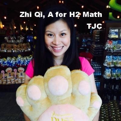 Zhi Qi, A for H2 Math