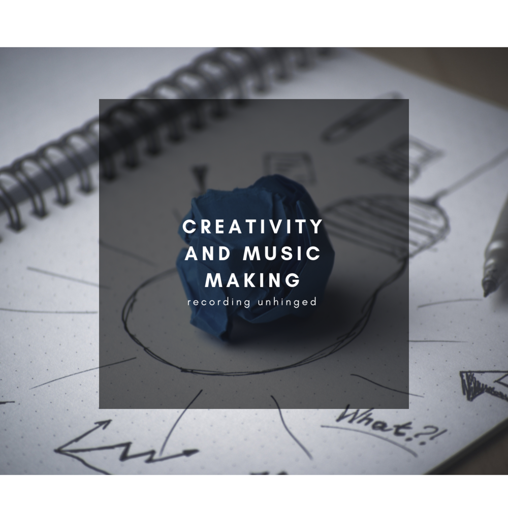 Creativity and music making - Alessandro Mastroianni's Blog