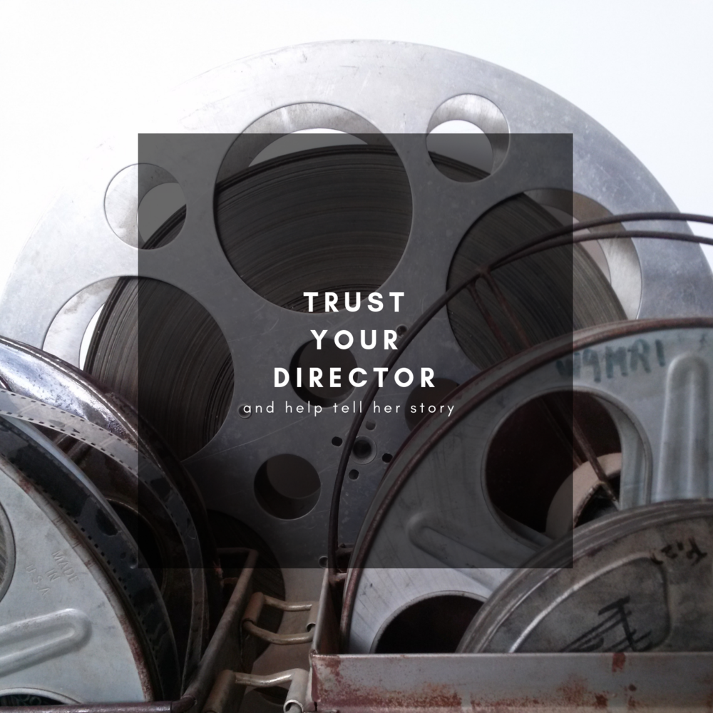 Trust your Director - Alessandro Mastroianni's Blog
