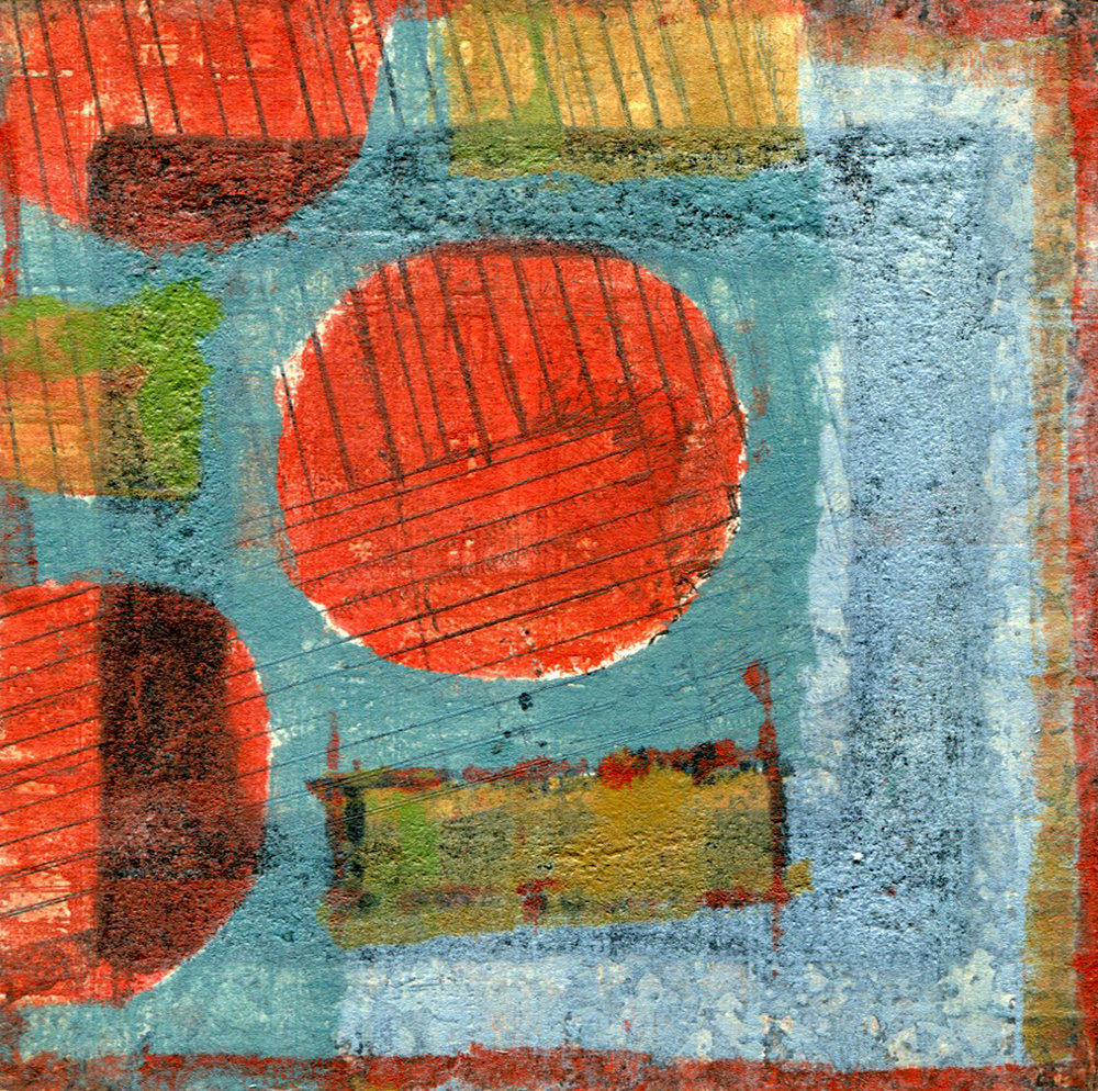 Walk Over I (monotype)10 x10 .jpg