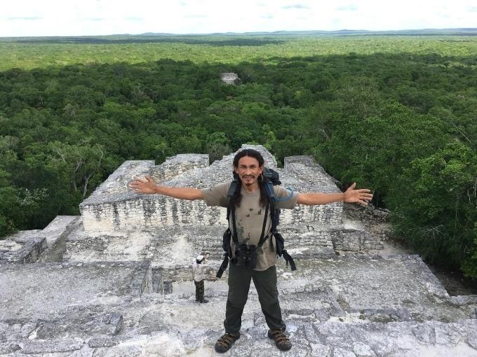 Will you join us?   Reserva de la Biósfera Calakmul