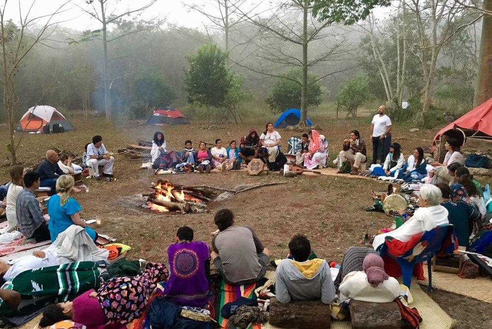 Peyote DMT Ceremony