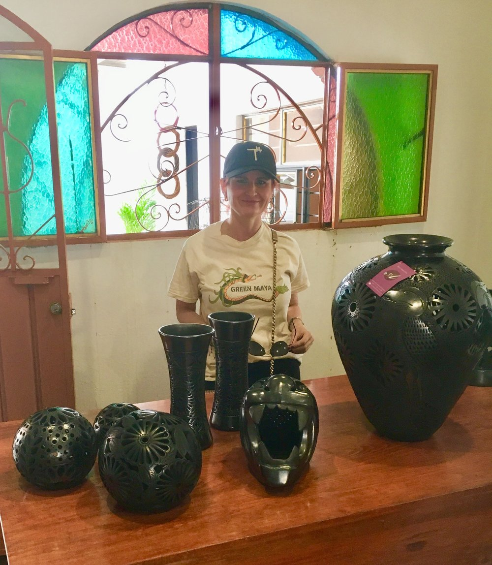 Local Pottery Art Oaxaca