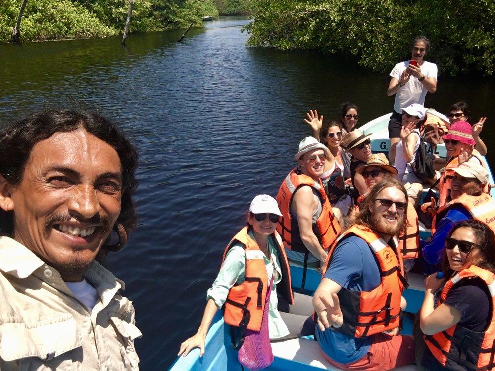 Ecotourism with Green Maya Tulum