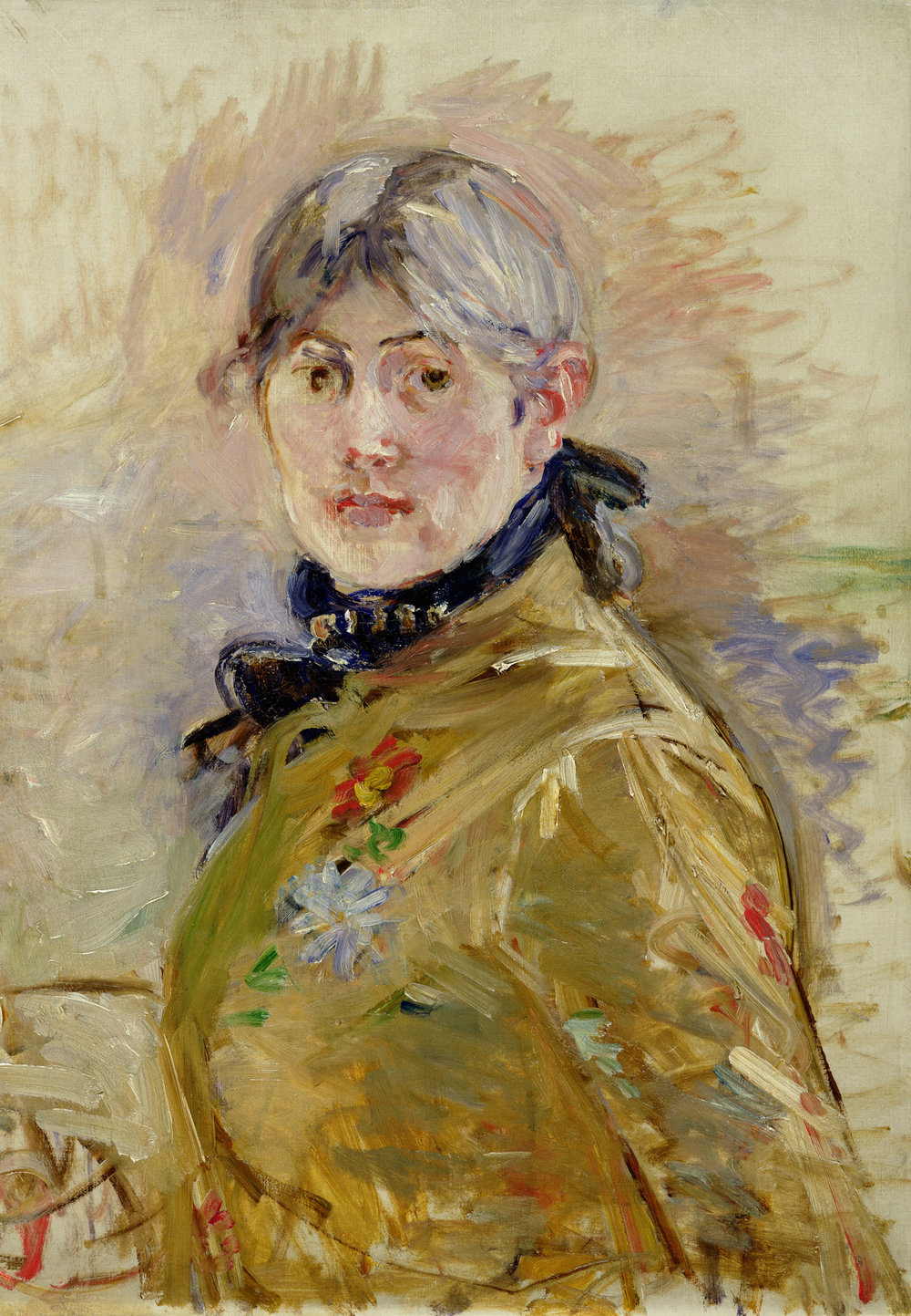The art world finally caught up with Linda. In the past year a retrospective of her work, Berthe Morisot, Woman Impressionist, traveled around the world. Read about it here. The exhibit will be at the Musee d'Orsay in Paris this summer. -