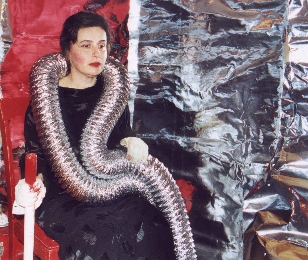 Iron Curtain Queen