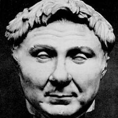Busto del político y general romano Cneo Pompeyo Magno.