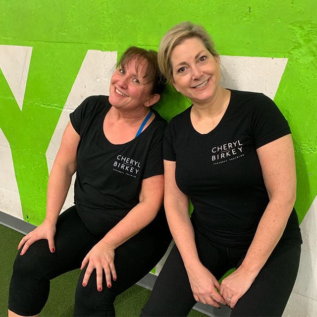#CherylBirkey shirts and wall sits tonight at @citygymkc.❤️