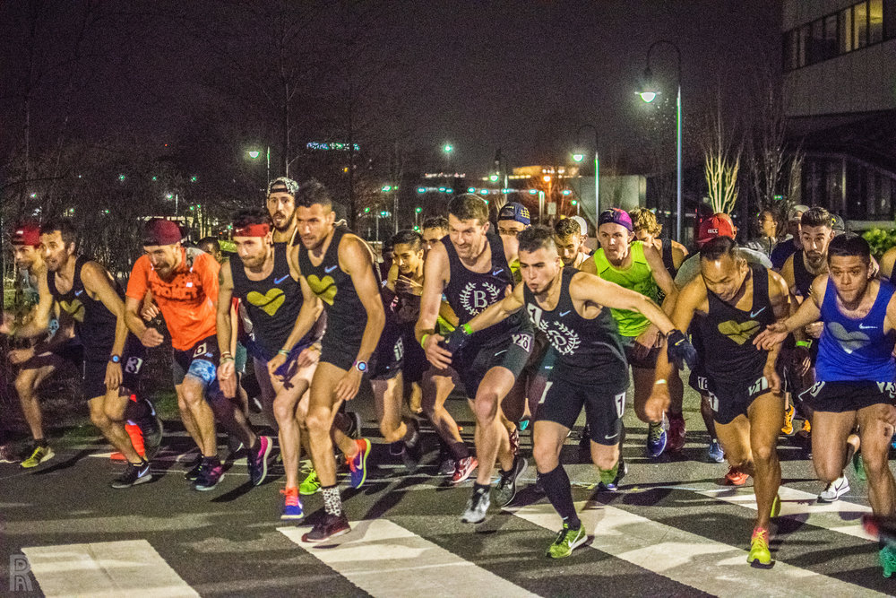 """It's something special when you know you're running not just for yourself but for your club and, most importantly, for your city. . . . For one night, it really made me feel like I was an elite runner."" - Davis Vanderlin  
