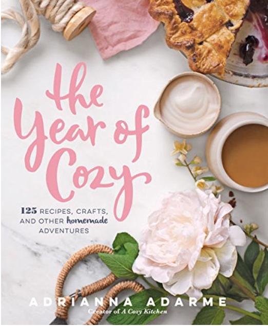 TheYear of Cozy  - by Adrianna Adarme