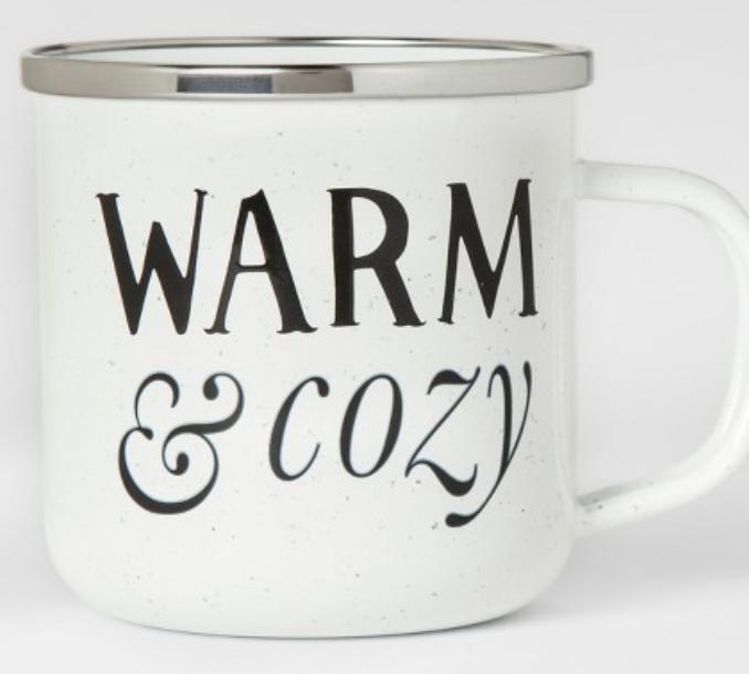 Warm & Cozy Coffee Mug - www.Target.com