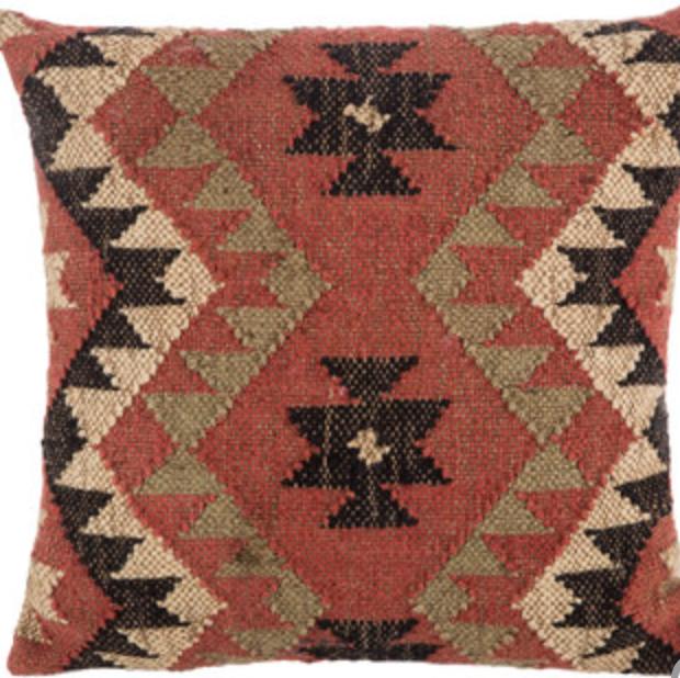 Aztec Throw Pillow - www.HobbyLobby.com