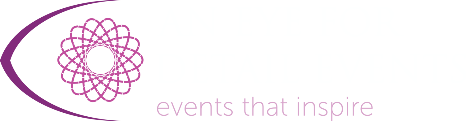 An Eye For Detail Events Ltd | Event Planning On-site Event Management & Theming | Bespoke Party Planning