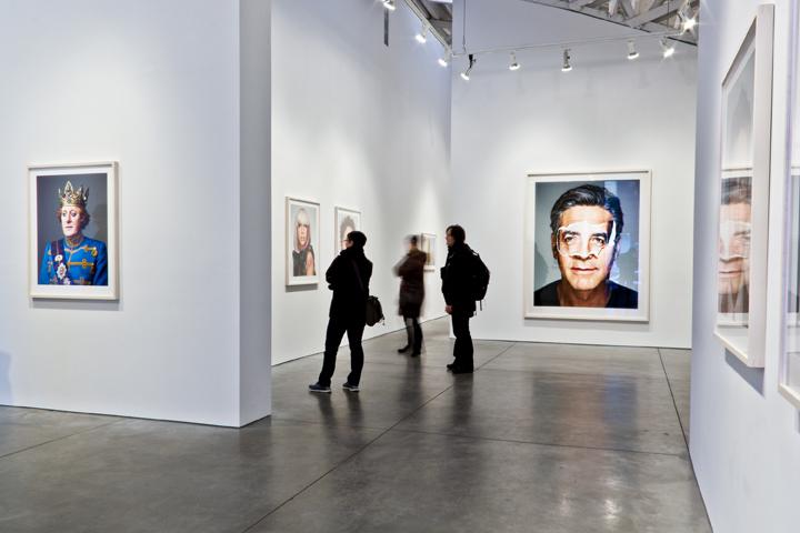 Martin Schoeller: Portraits 2014
