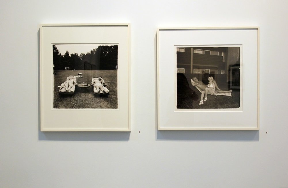 Diane Arbus and Lisette Model: Great Photographs of the 20th Century, 2013