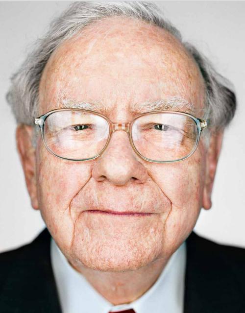 Warren Buffett, 2017