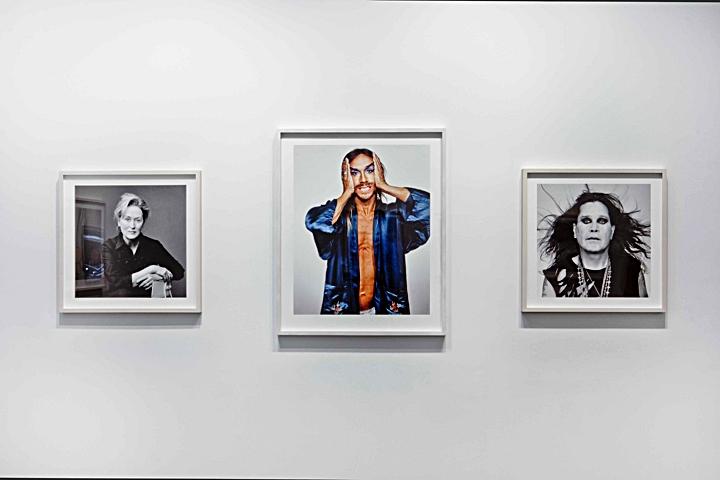 Martin Schoeller: Portraits, 2014