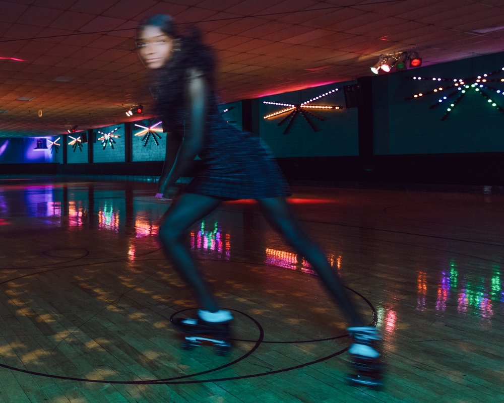 Roll Bounce , 2019   5 x 6 feet One of a Kind + 2 APs $10,000