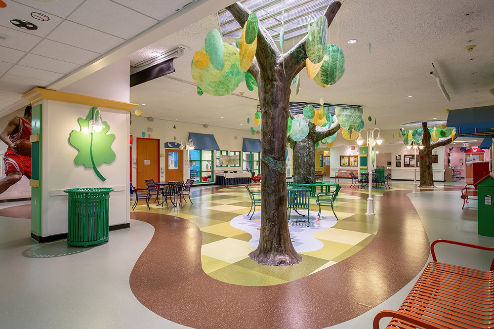 Memorial Hermann Children's Hospital Indoor Park