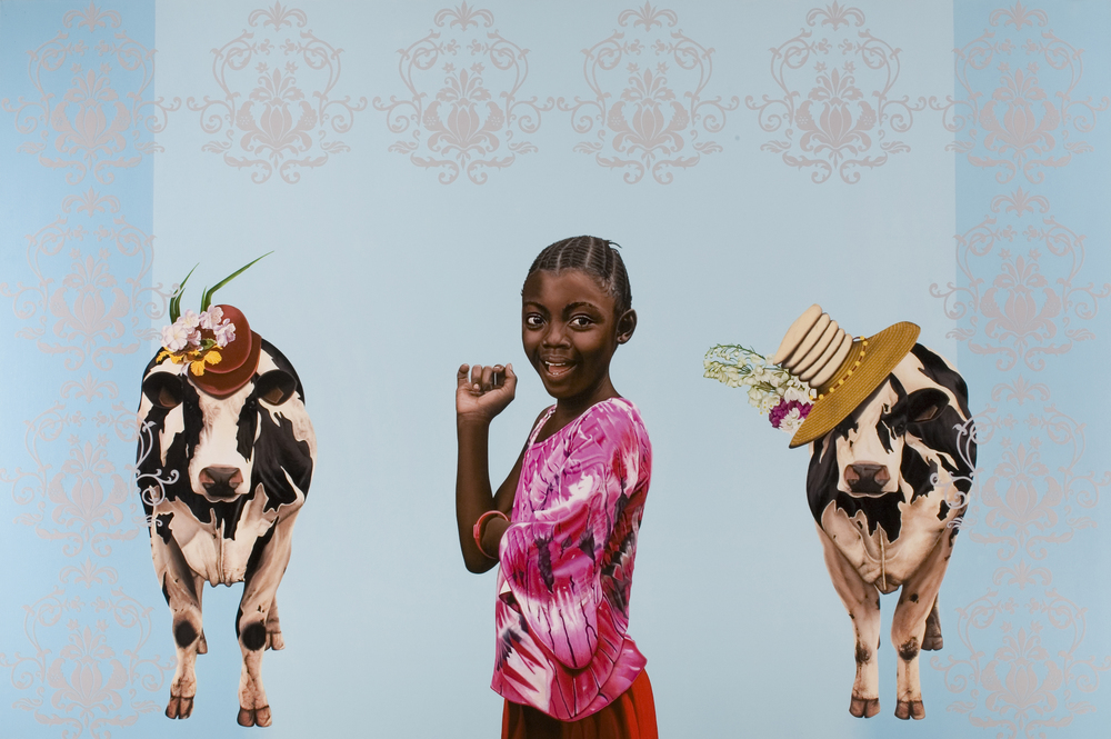 The Spanish Cows Tribute to the Nago Nation