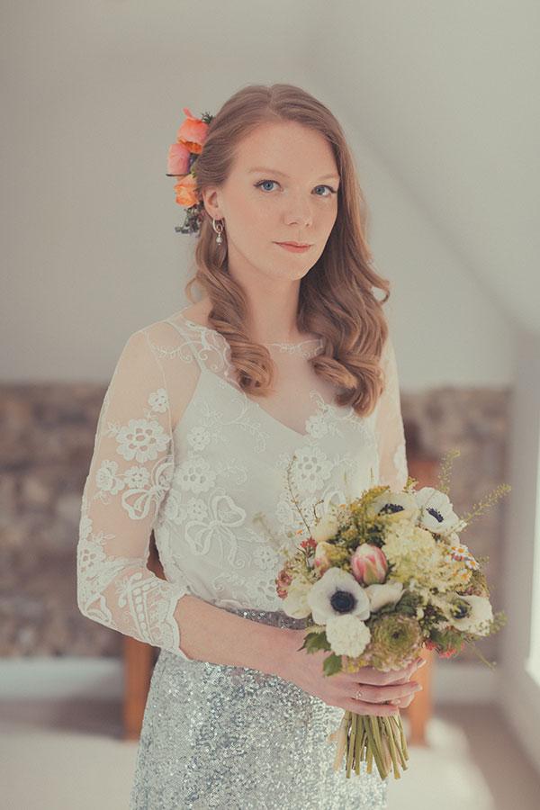 Annabel Bath Bride Make Up
