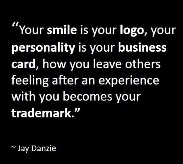 What's your trademark?