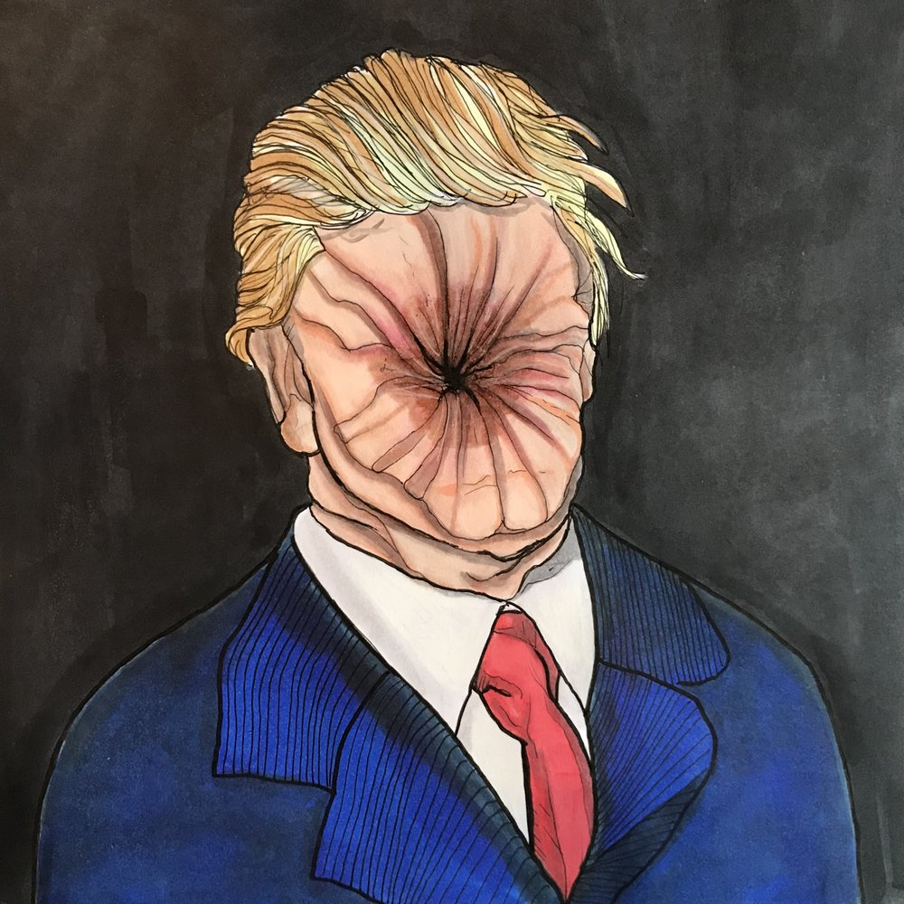 Portrait of A Real Shithole