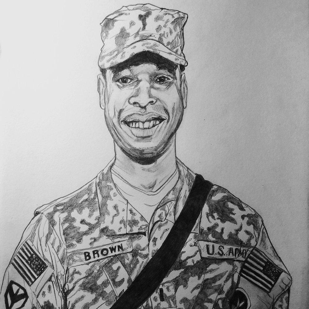 Capt. Antonio Davon Brown