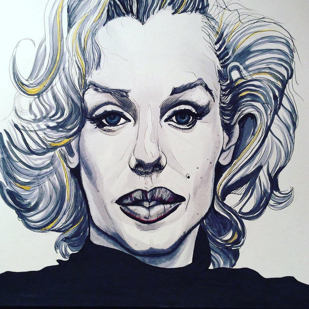 Almost Marilyn