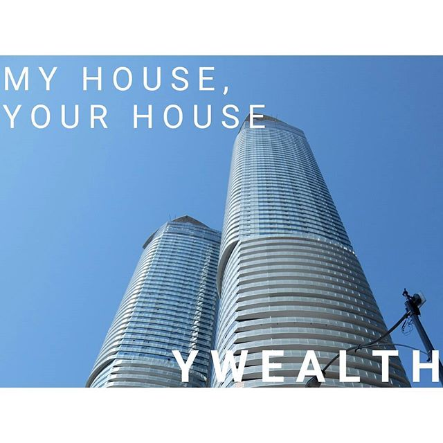 Level 7 - My House, Your House #throwback to my seventh #article! Can real estate prices continue going up? How do recent mortgage rules affect me?  Visit ywealth.ca for the full article!  #personalfinance#financialfreedom#wealthbuilding #money#invest#savingmoney#cash#savings #goals#realestate#Toronto#to#thesix#canada #ontario#the6#condos#highrise#twins#ice #tbt #Thursday #throwbackthursday #ywealth