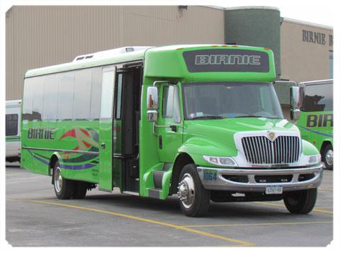Birnie Bus Service: Oneonta, NY