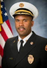FIRE CHIEF DARYL OSBY Los Angeles County Fire Department