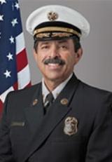 FIRE CHIEF RALPH TERRAZAS Los Angeles Fire Department