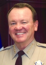 SHERIFF JIM MCDONNELL Los Angeles County