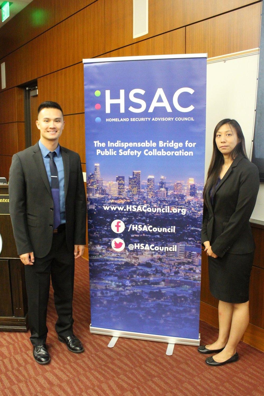 Third Place:  Zhi Hu, Nora Wu (USC)