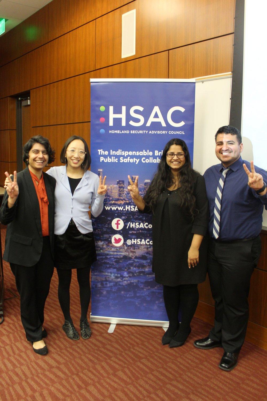 Second Place:  Prithvi Deore, Saumya Lathia, Janet Li, Isai Jefferson Rosa (USC)