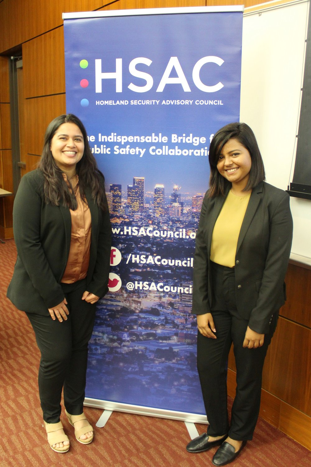 Third Place:  Tanya Shah, Upasana Paul (USC)