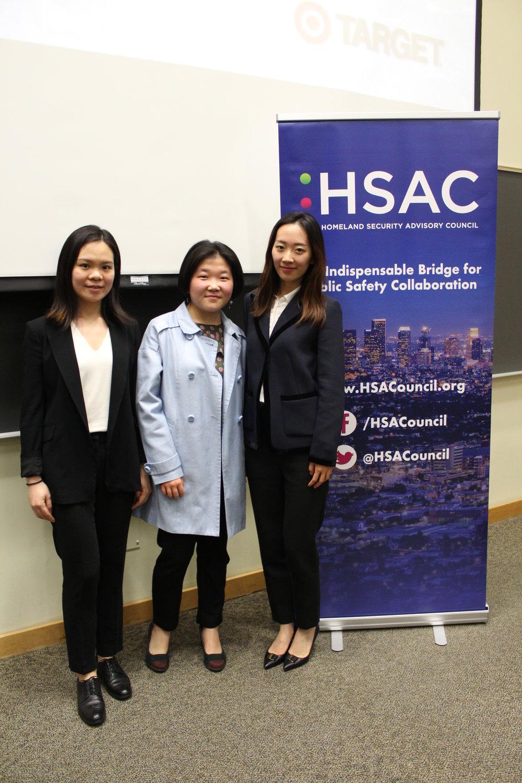 Second Place:  Jiayu Hu, Wenzheng Li, Lin Jia (UCLA)