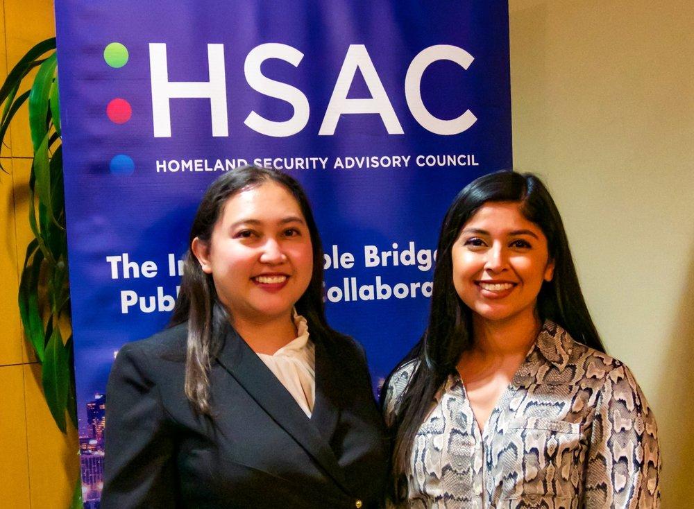 First Place : Elaine Angelica Linga and Maryel Albarran (CSUN)