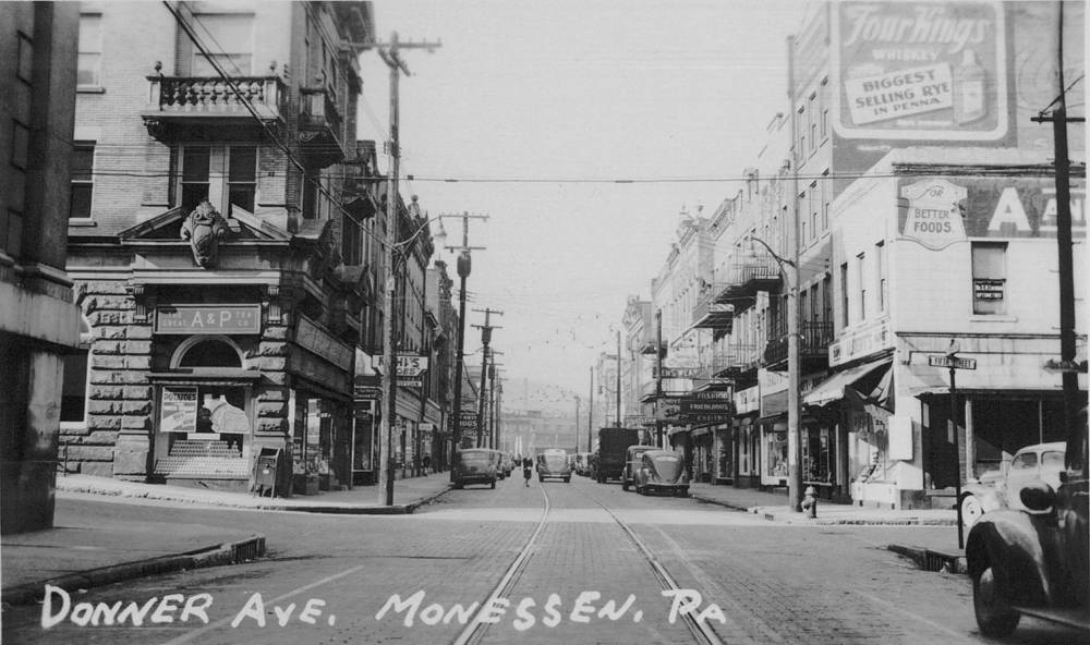 Photo Courtesy of The Greater Monessen Historical Society